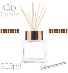 Diffuseur Küb - Col Cuivre - 200 ml Vide