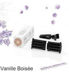 Car Air freshener refill Vanille Wood- Car Icon