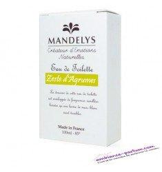 Mandelys Eau de Toilette - Citrus Zest