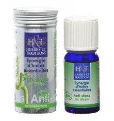 Synergie d'huiles essentielles Anti-Stress Litsé