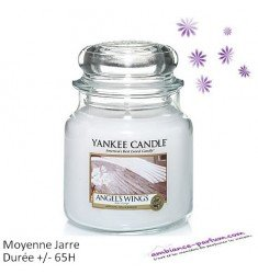 Bougie Yankee Candle - Angel's Wings