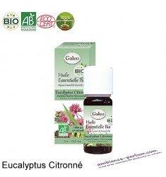 Huile essentielle BIO - Galéo - Eucalyptus Citronné