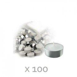 100 Bougies Chauffe Plat