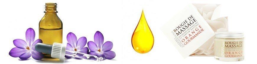 Bougies de Massage
