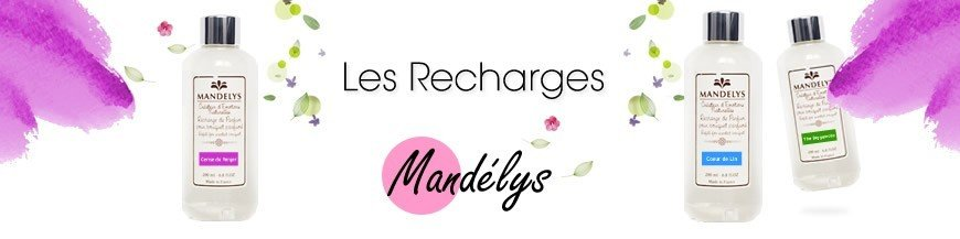 Recharges Mandelys 200 ml