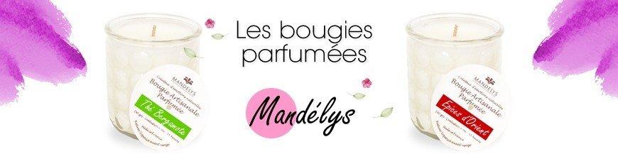 Bougies Parfumées Mandélys