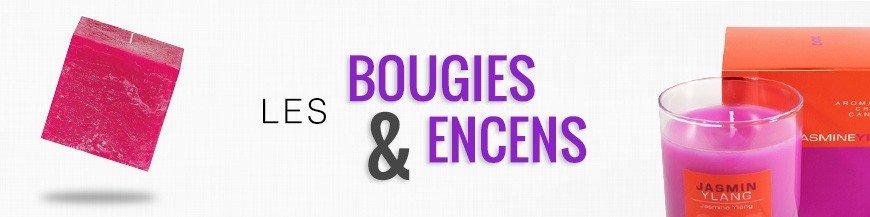 Bougies / Encens