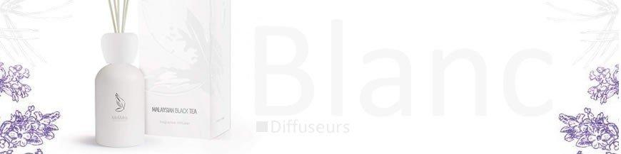 Diffuseurs Rotin Blanc